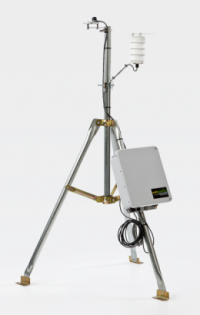 WattMetrics basic weather station