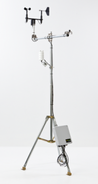 WattMetrics advanced weather station